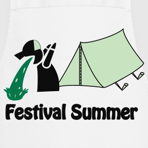 festival summer - Cooking Apron