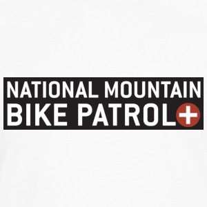 National Mountain Bike Patrol - Männer Premium Langarmshirt