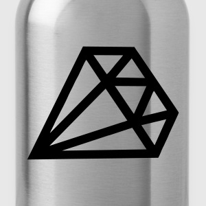 Diamonds - Trinkflasche