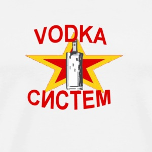 shorty femmes Vodka system - T-shirt Premium Homme