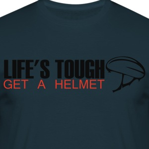 Navy Life's Tough Jumpers - Men's T-Shirt