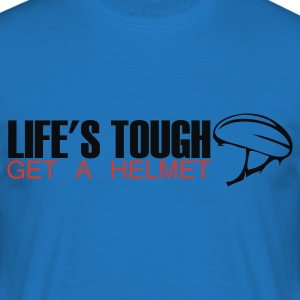 Army Life's Tough Jumpers - Men's T-Shirt