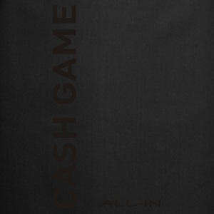 Cash Game T-shirts - Tablier de cuisine