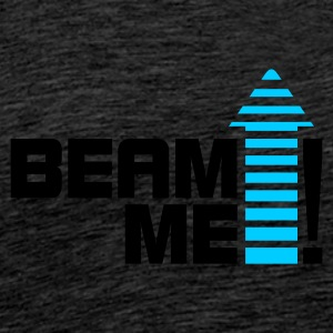Beam me up, Scotty! No. 01_2c - Men's Premium T-Shirt