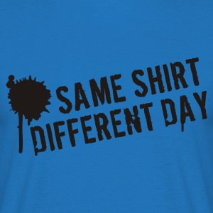 Army Same shirt different day Jumpers - Men's T-Shirt