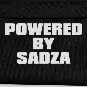 Black Powered By Sadza Jumpers - Kids' Backpack