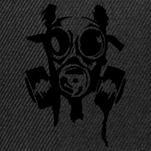 Sort bad_gasmask Sweatshirts - Snapback Cap