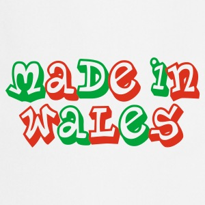 Made in Wales Hoodie - Cooking Apron