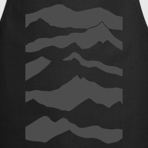Black mountains Jumpers - Cooking Apron