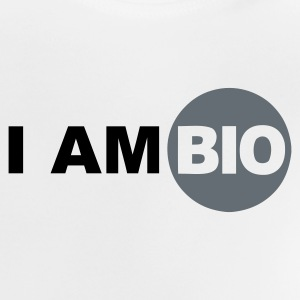 I am Bio - T-shirt Bébé