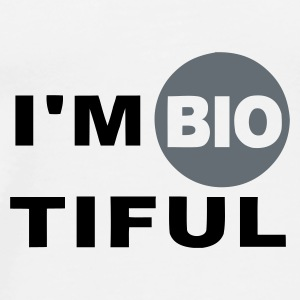 I am Biotiful - T-shirt Premium Homme