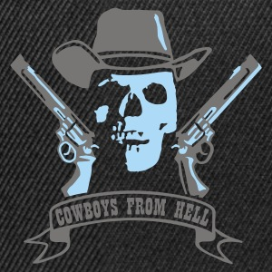 cowboys_from_hell T-shirts - Snapback Cap