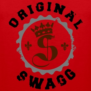 Original Swagg T-Shirts - Men's Premium Tank Top