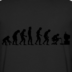 Gamers Evolution - T-shirt manches longues Premium Homme