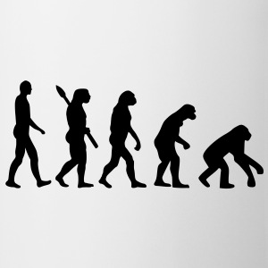 Evolution T-Shirts - Tasse