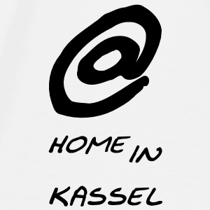 at home in kassel Accessoires - Männer Premium T-Shirt