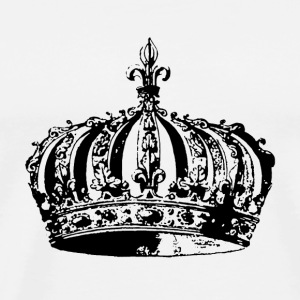 CROWN Badges - T-shirt Premium Homme