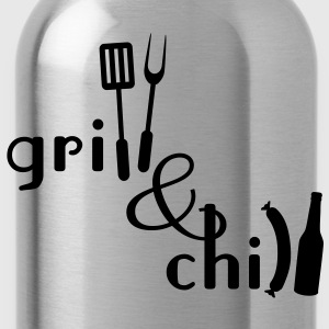 Grill and Chill Tabliers - Gourde