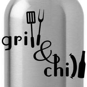 Grill and Chill Kookschorten - Drinkfles
