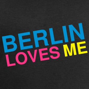 Berlin loves me Sacs - Sweat-shirt Homme Stanley & Stella