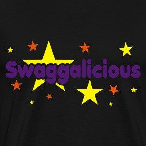 Sweat Swaggalicious - T-shirt Premium Homme