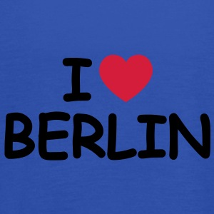 I love Berlin / Ich liebe Berlin Bags  - Women's Tank Top by Bella