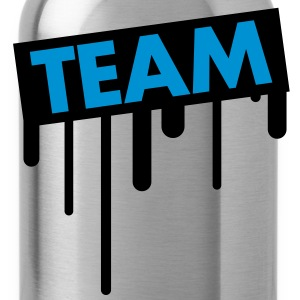 team_graffiti T-Shirts - Water Bottle