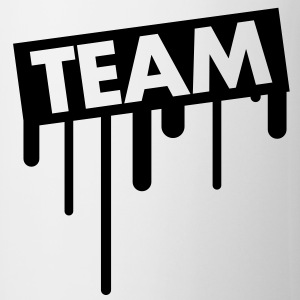 team_graffiti T-Shirts - Mug