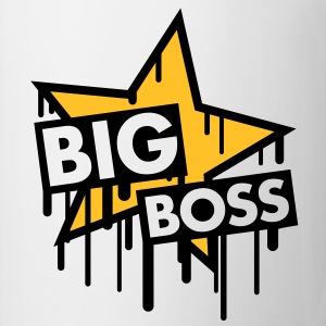 big_boss_star T-shirts - Mugg