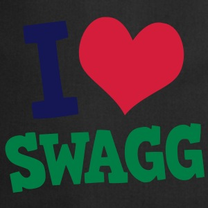 I love Swagg T-Shirts - Cooking Apron