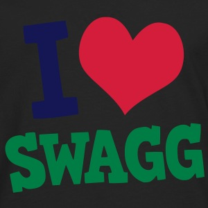 I love Swagg Hoodies & Sweatshirts - Men's Premium Longsleeve Shirt