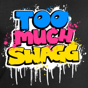 TOO MUCH SWAGG graffiti Tee shirts - Sweat-shirt Homme Stanley & Stella