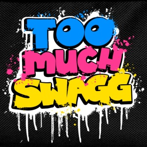 TOO MUCH SWAGG graffiti T-Shirts - Kinder Rucksack