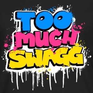 TOO MUCH SWAGG graffiti T-Shirts - Men's Premium Longsleeve Shirt