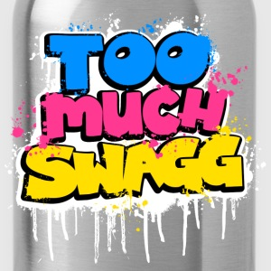 TOO MUCH SWAGG graffiti T-Shirts - Trinkflasche