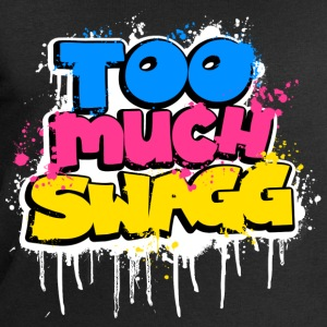 TOO MUCH SWAGG graffiti Shirts - Men's Sweatshirt by Stanley & Stella