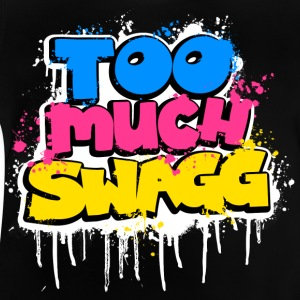 TOO MUCH SWAGG graffiti Shirts - Baby T-Shirt