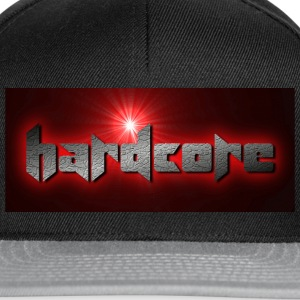 hard core 10 Sweaters - Snapback cap