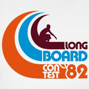 Surfing Longboard Contest 82 - Baseball Cap