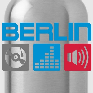 Berlin DJ Kids' Tops - Water Bottle