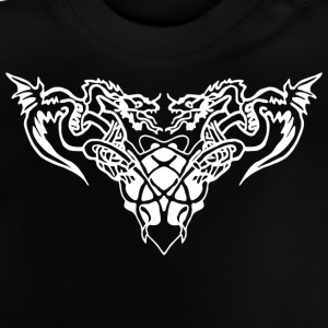 draak tattoo Shirts - Baby T-shirt