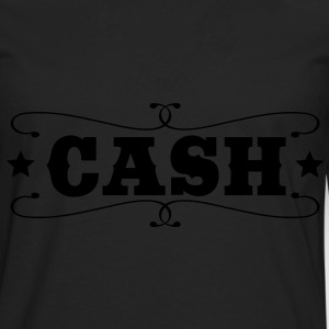 Cash - Men's Premium Longsleeve Shirt