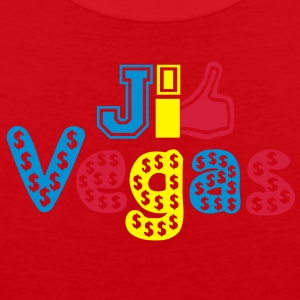 je_like_vegas_dollar_pop_art Tee shirts - Débardeur Premium Homme