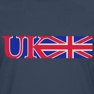 uk_union_jack_3c T-Shirts - Men's Premium Longsleeve Shirt