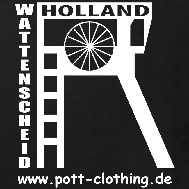 Zeche Holland (Wattenscheid) - Frauen T-Shirt