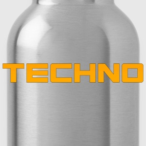 techno4 T-shirts - Drinkfles