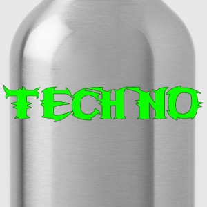 techno6 Sweaters - Drinkfles