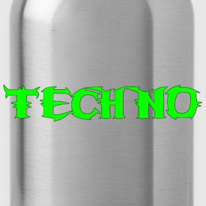 techno6 Pullover & Hoodies - Trinkflasche