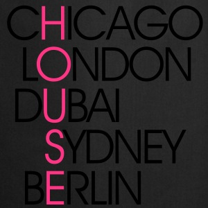 Worldwide House Barn-T-shirts - Förkläde