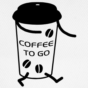 Coffee go to... Pullover & Hoodies - Baseballkappe